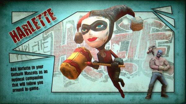 Gotham City Impostors Free to Play: Harlette  (DLC)