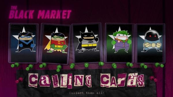 Gotham City Impostors Free to Play: Premium Card Pack 1  (DLC)
