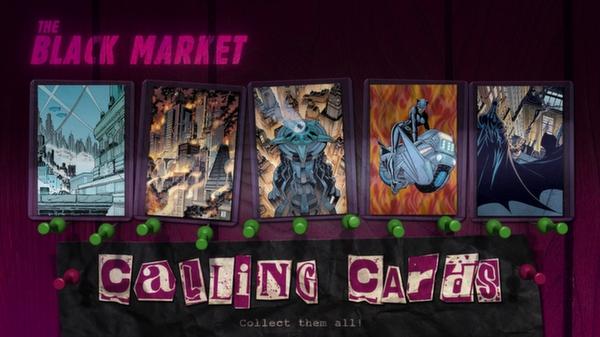 Gotham City Impostors Free to Play: Premium Card Pack 2  (DLC)