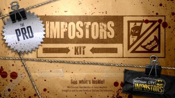 Gotham City Impostors Free to Play: Professional Impostor Kit (DLC)