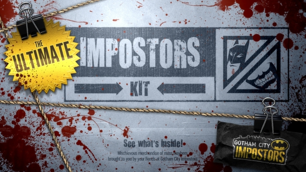 Gotham City Impostors Free to Play: Ultimate Impostor Kit (DLC)