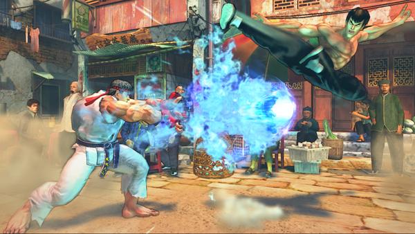 Street Fighter® IV