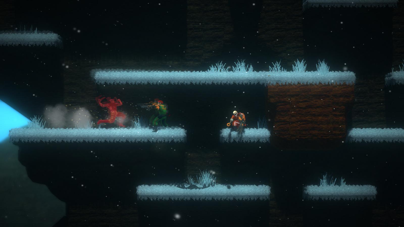 Bionic Commando: Rearmed Screenshot 1