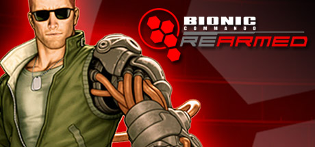 Game Banner Bionic Commando: Rearmed