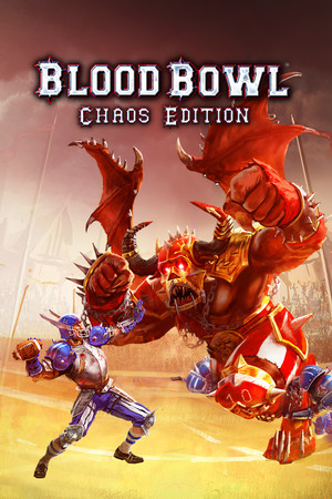 Blood Bowl: Chaos Edition poster image on Steam Backlog