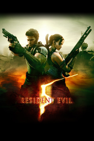 Resident Evil 5 poster image on Steam Backlog