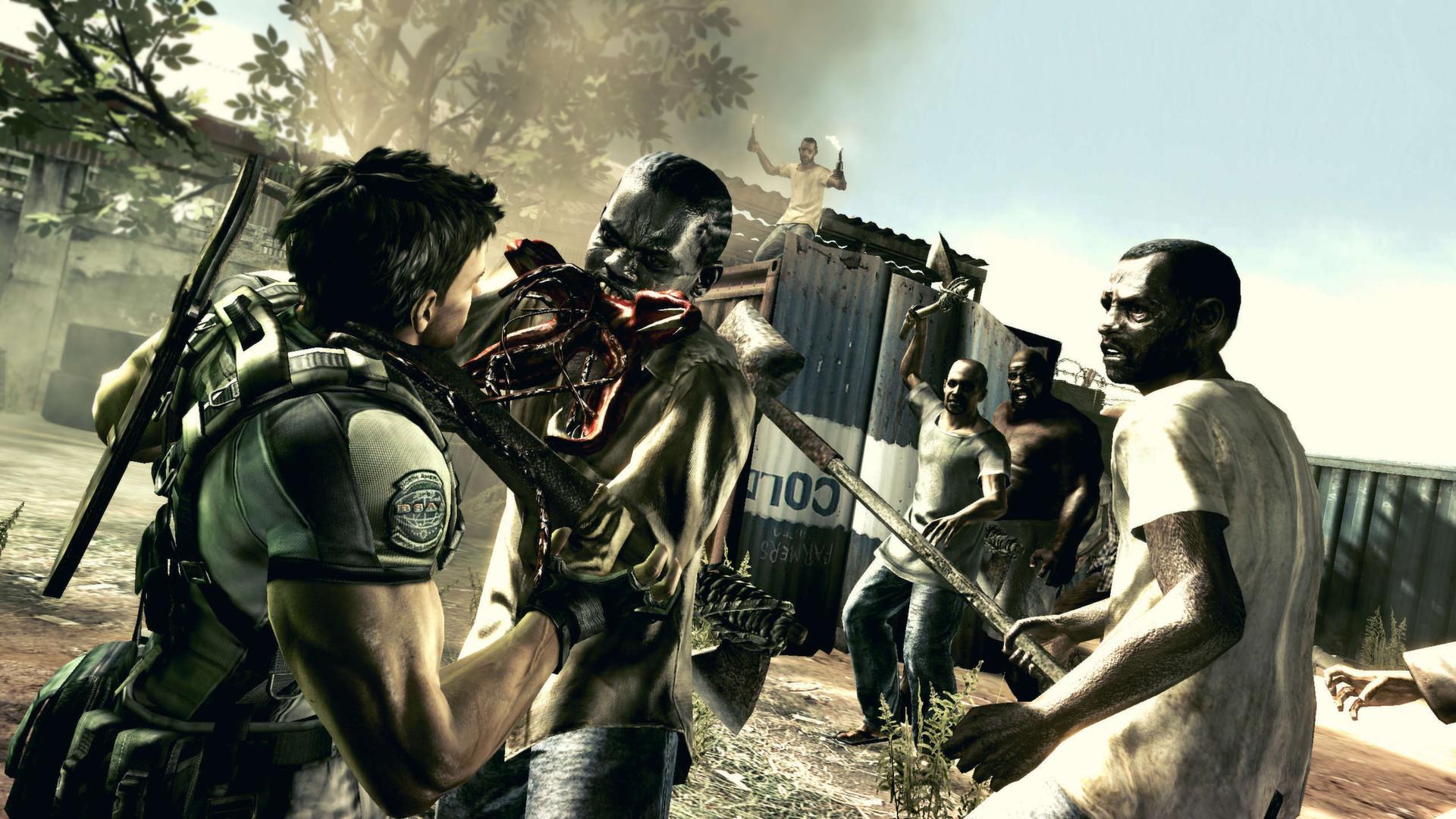 Resident Evil 5 Gold Edition ESPAÑOL PC Full (PLAZA) 4