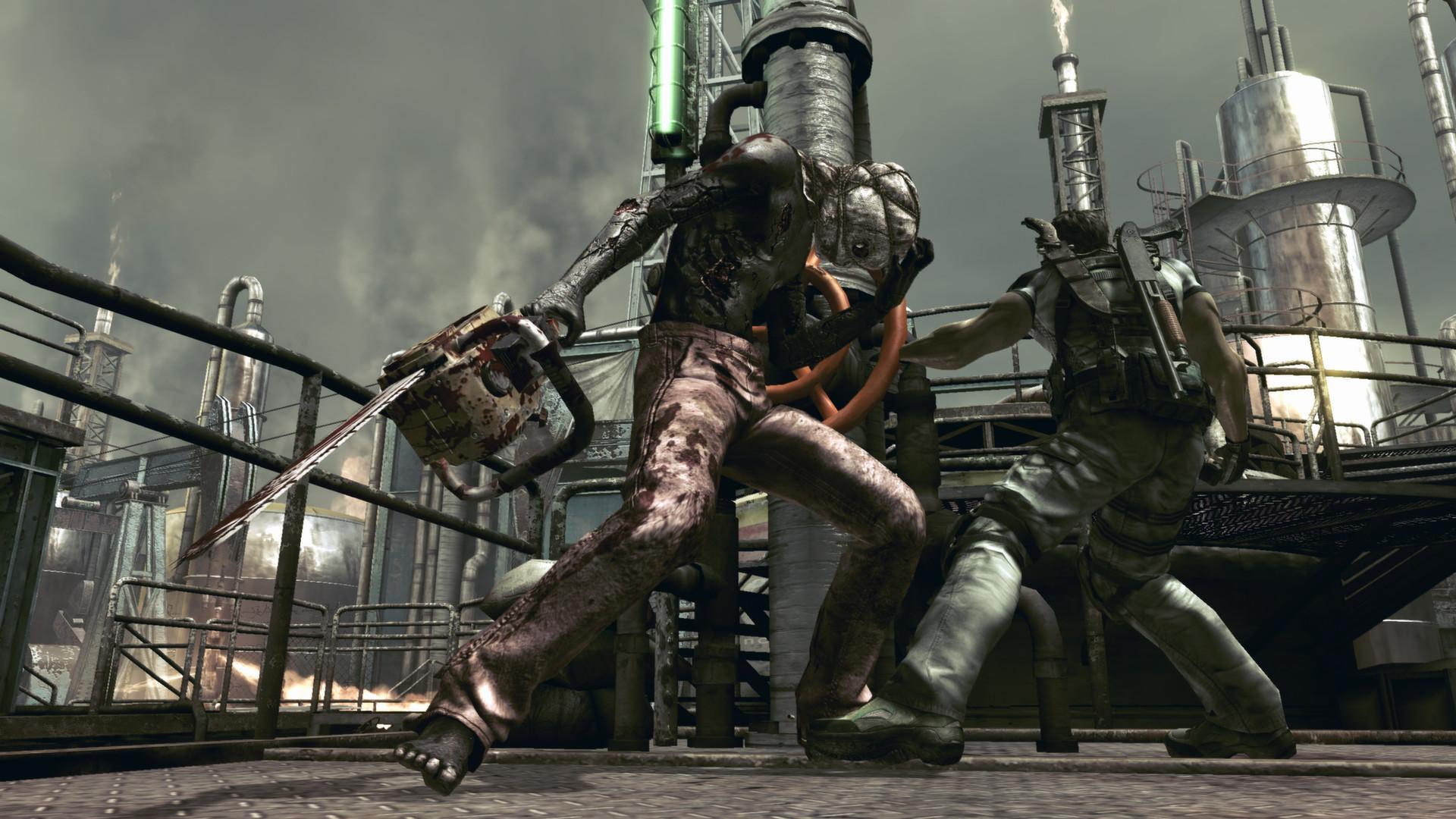 Resident Evil 5 Gold Edition ESPAÑOL PC Full (PLAZA) 8