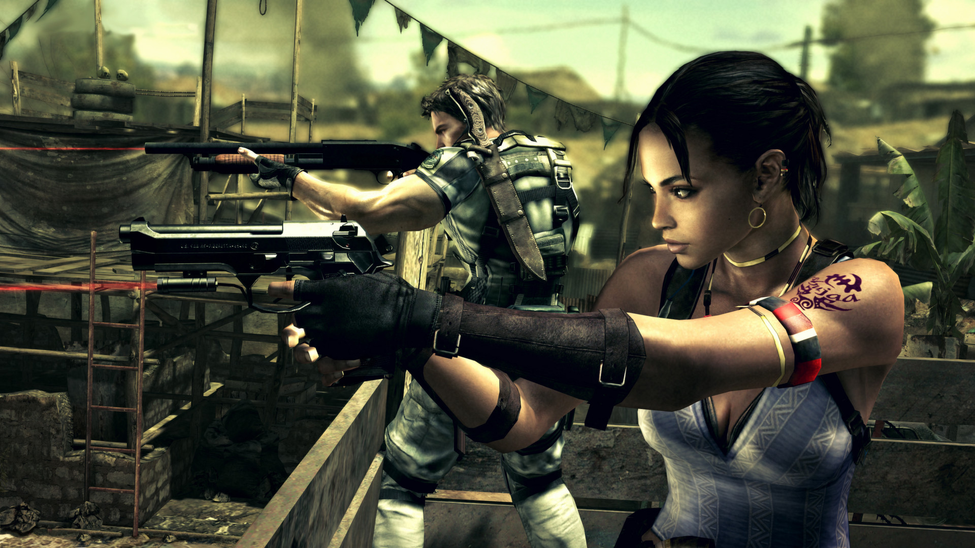 Resident Evil 5 Gold Edition ESPAÑOL PC Full (PLAZA) 1