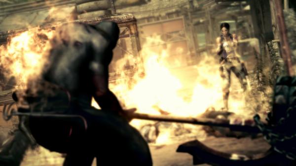 скриншот Resident Evil 5 / Biohazard 5 3