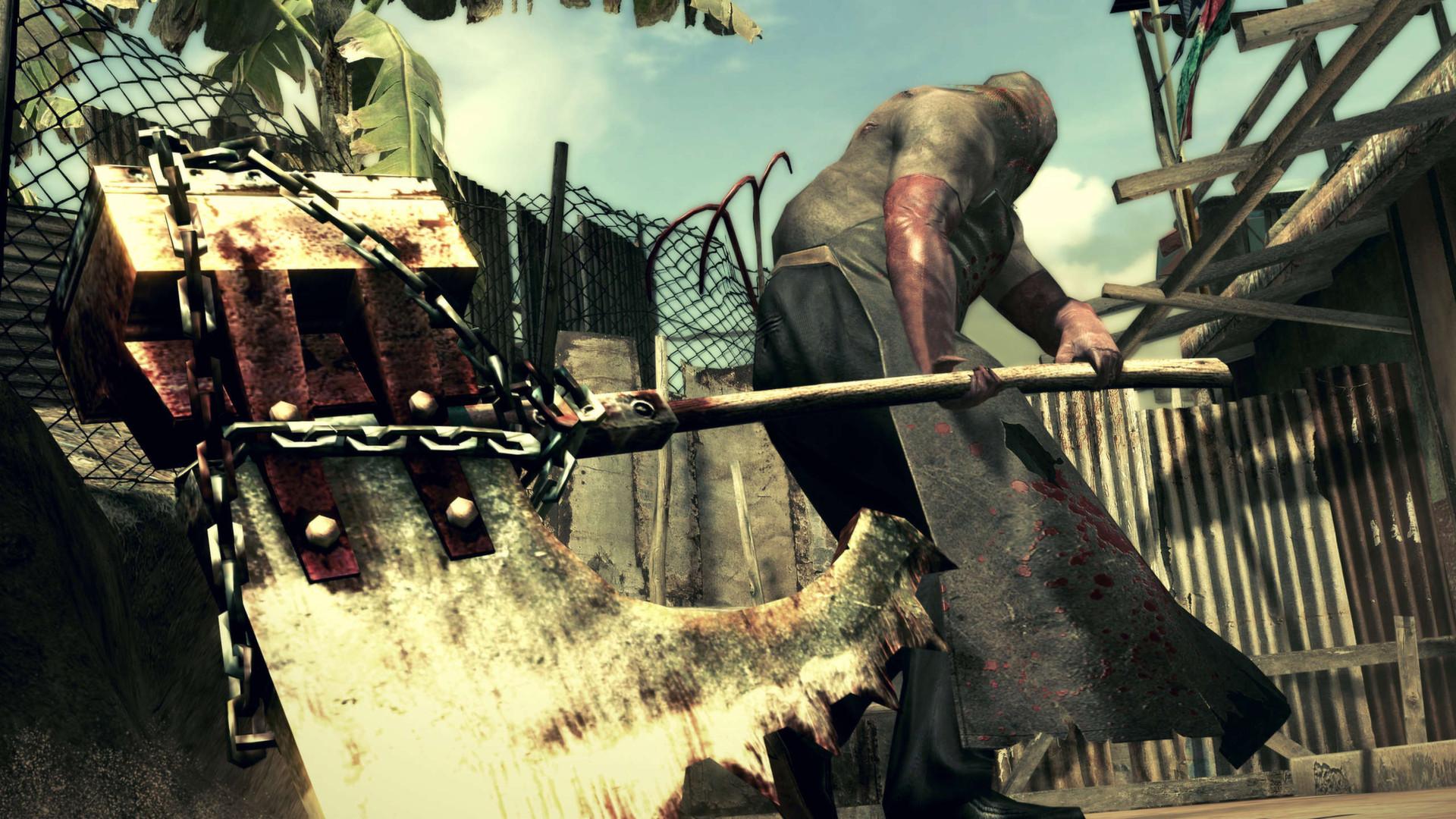 Resident Evil 5 Gold Edition ESPAÑOL PC Full (PLAZA) 2