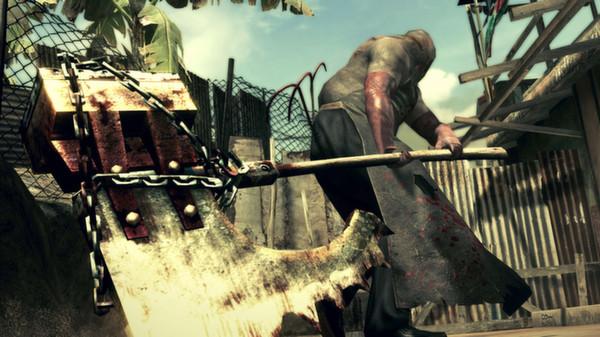 скриншот Resident Evil 5 / Biohazard 5 2