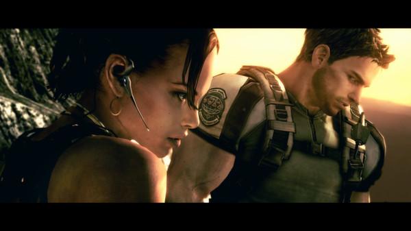 скриншот Resident Evil 5 / Biohazard 5 1