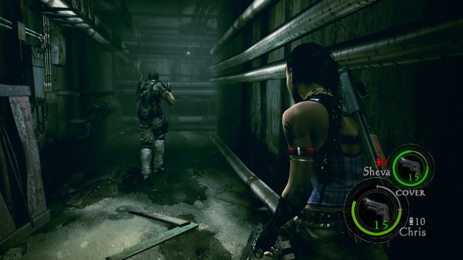 Download Resident Evil 5 Gold Edition - CorePacks