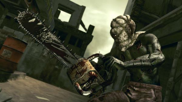 скриншот Resident Evil 5 / Biohazard 5 4