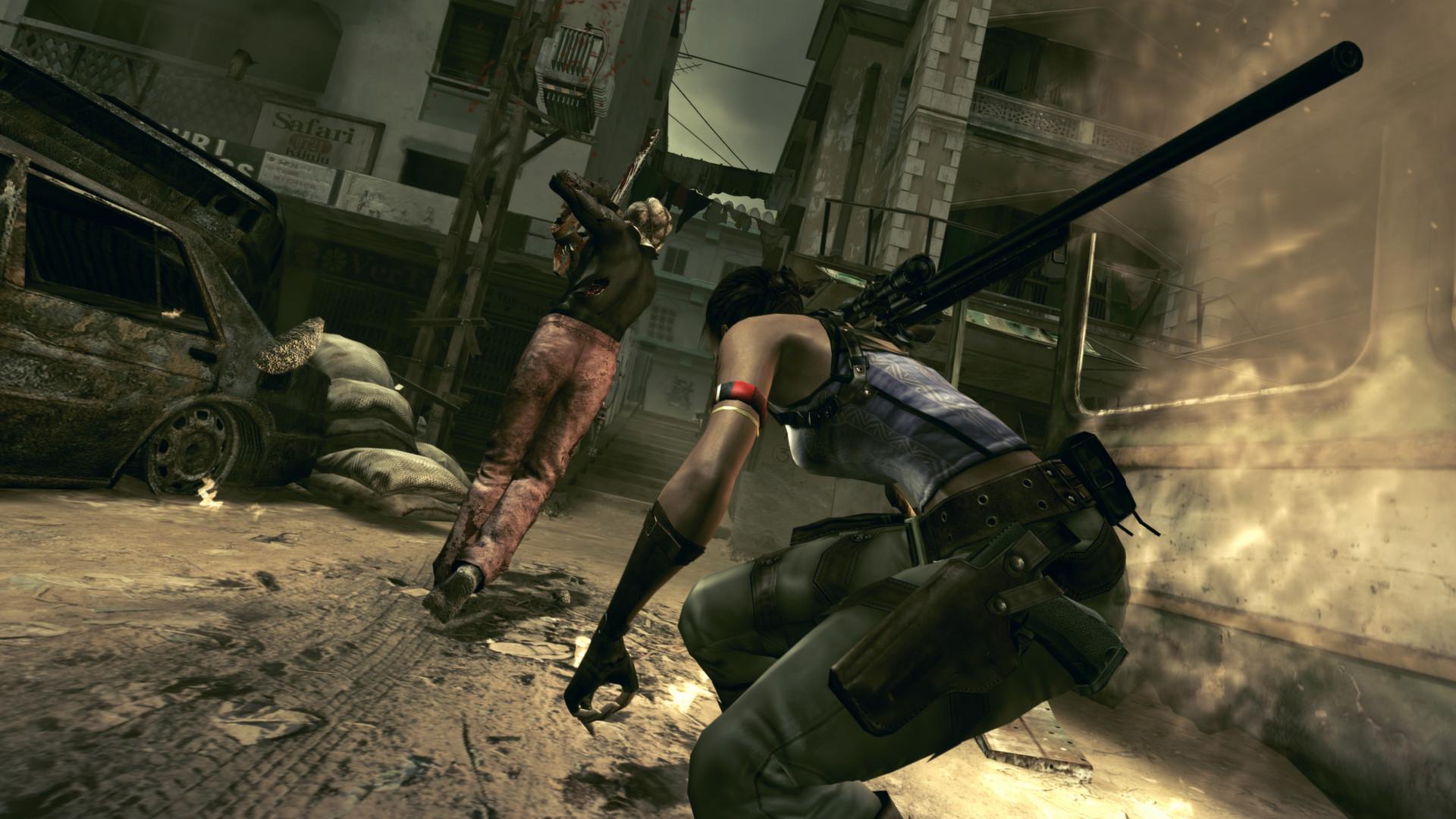 Resident Evil 5 Gold Edition ESPAÑOL PC Full (PLAZA) 7