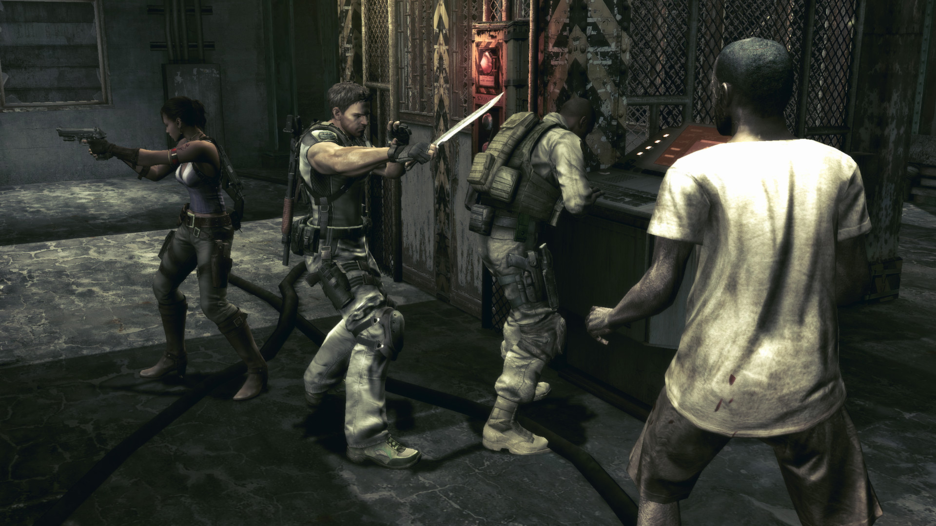 Resident Evil 5 Gold Edition ESPAÑOL PC Full (PLAZA) 9