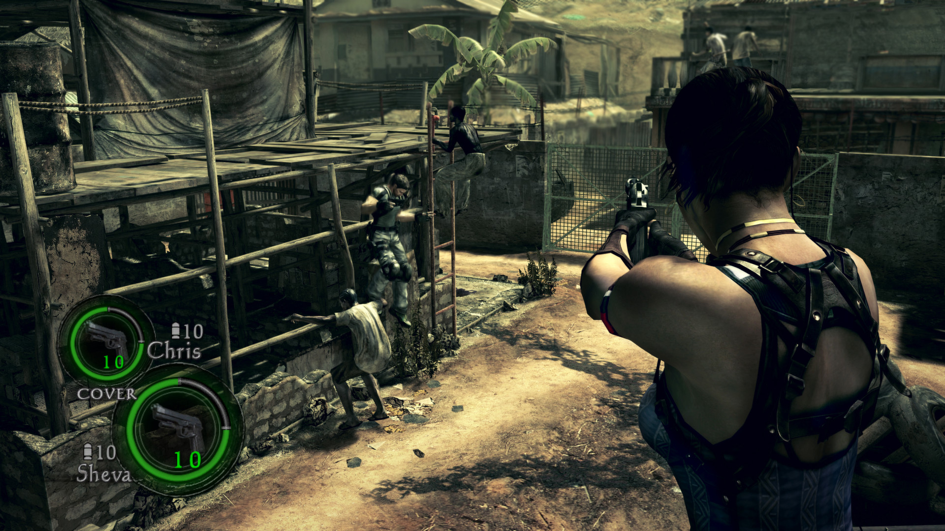 Download Resident Evil 5 Gold Edition 2.94 GB