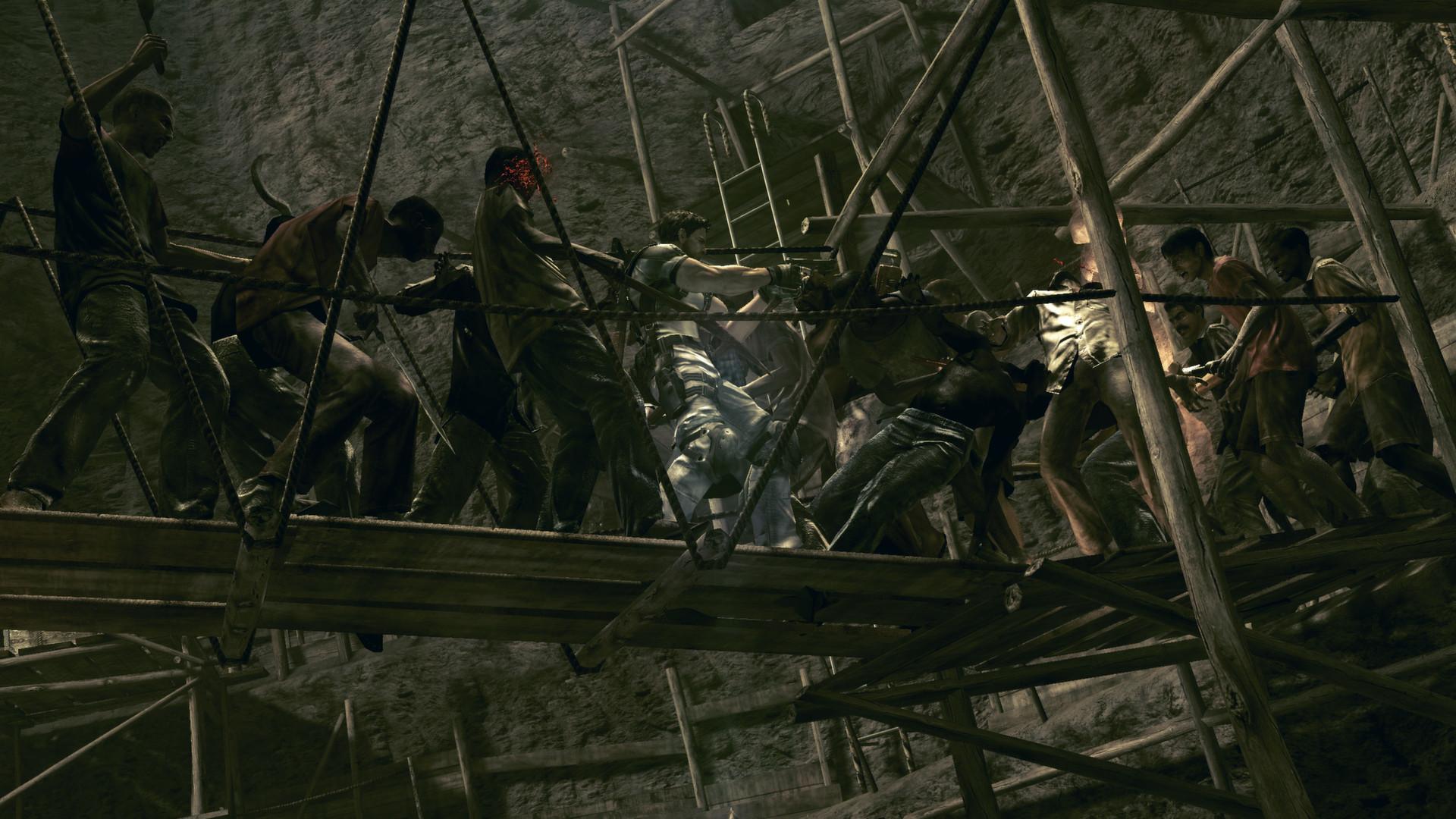 Resident Evil 5 Gold Edition ESPAÑOL PC Full (PLAZA) 6