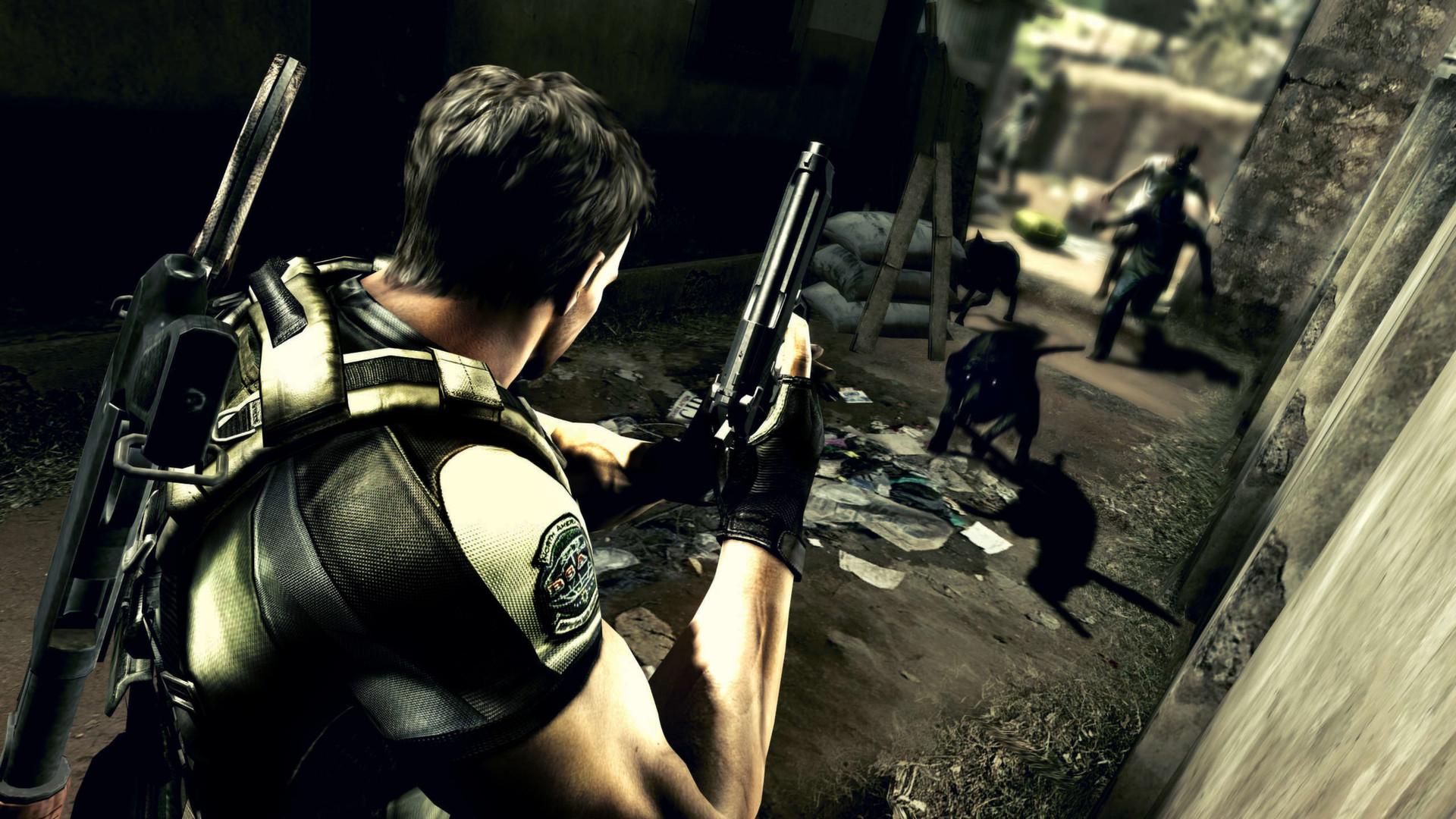 Resident Evil 5 Gold Edition ESPAÑOL PC Full (PLAZA) 5