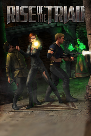 Rise of the Triad poster image on Steam Backlog
