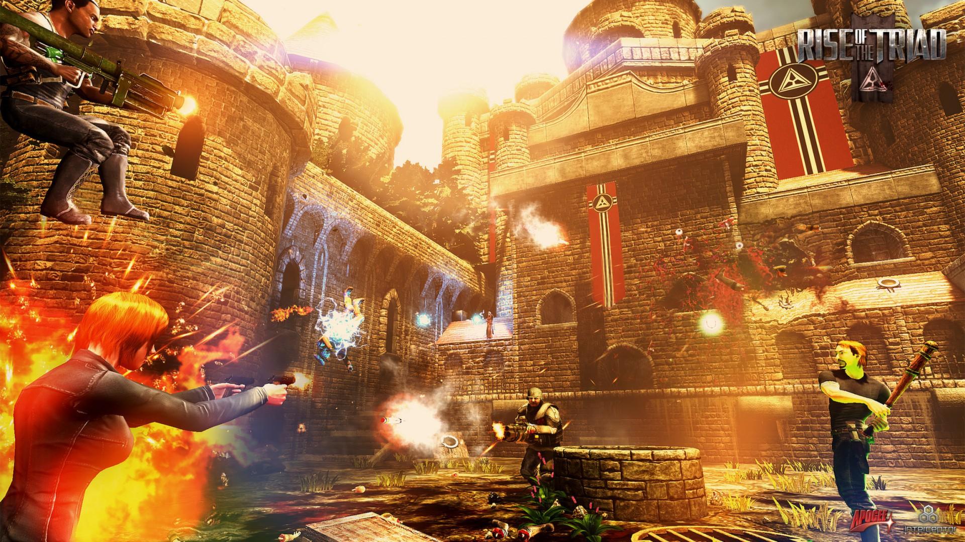 Rise of the Triad (2013) screenshot 2
