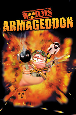 Worms Armageddon poster image on Steam Backlog