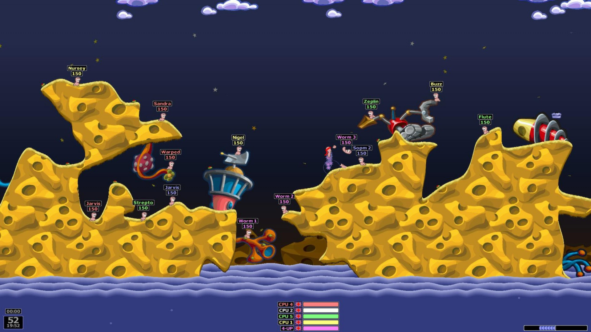 worms armageddon portugues