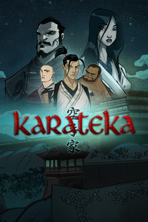 Karateka poster image on Steam Backlog