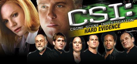 CSI: Hard Evidence Thumbnail