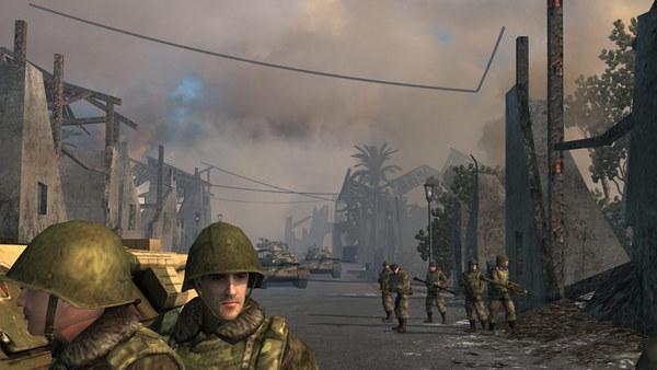 скриншот World In Conflict: Soviet Assault 1