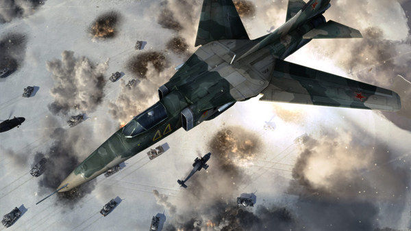 скриншот World In Conflict: Soviet Assault 2