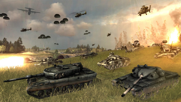 скриншот World In Conflict: Soviet Assault 3