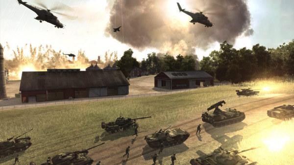 скриншот World In Conflict: Soviet Assault 4