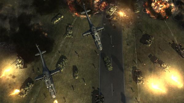 скриншот World In Conflict: Soviet Assault 5