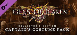 Guns of Icarus Online Costume Pack cover art