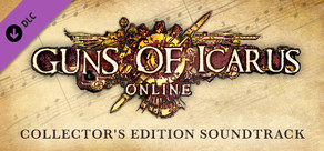 Guns of Icarus Online Soundtrack cover art