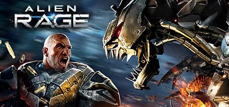Game Banner Alien Rage - Unlimited