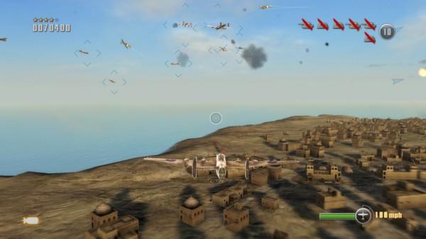 Dogfight 1942 Fire Over Africa (DLC)