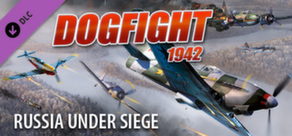 Dogfight 1942 Russia under Siege cover art