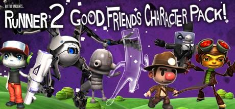 Runner2 - Good Friends Character Pack