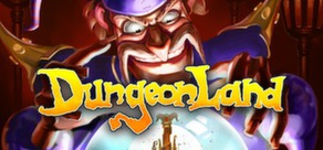 Dungeonland cover art