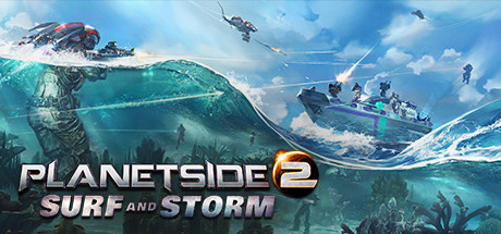 PlanetSide 2 on Steam
