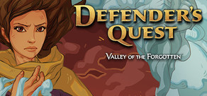 Defender's Quest: Valley of the Forgotten cover art