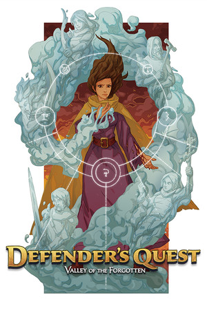 Defender's Quest: Valley of the Forgotten (DX edition) poster image on Steam Backlog