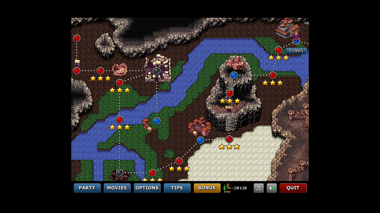 Defender's Quest screenshot 2