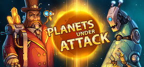 Planets Under Attack cover art