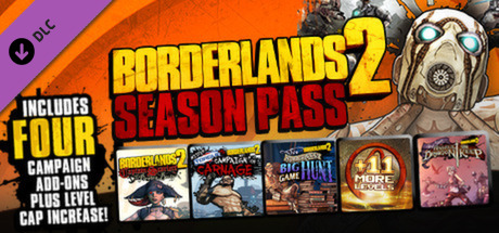 Купить Borderlands 2 Season Pass (DLC)