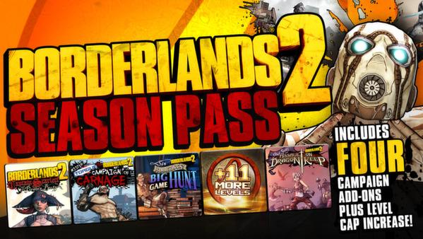 Borderlands 2 Season Pass (DLC)
