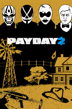 PAYDAY 2 poster image on Steam Backlog